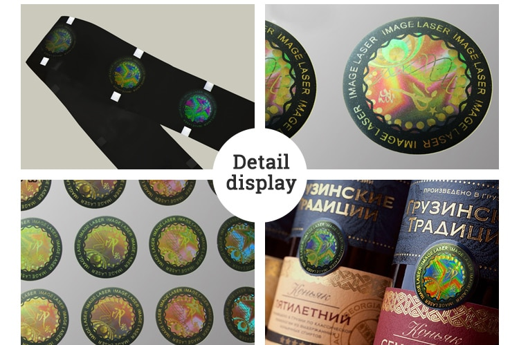 hologram anti-counterfeiting label