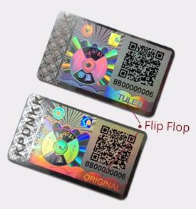hologram-sticker-with-flip-flop-technology