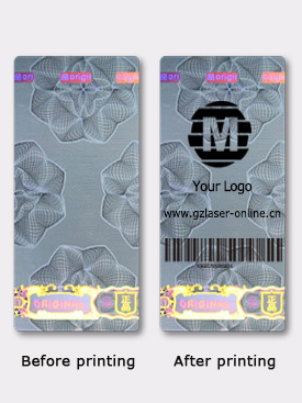 holographic-sticker-with-custom-logo-printed