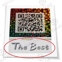 qr-code-hologram-sticker-with-Matte-Relief