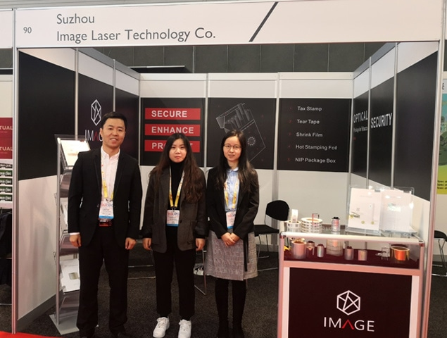 Suzhou Image Laser Exhibits Products at TABEXPO 2019