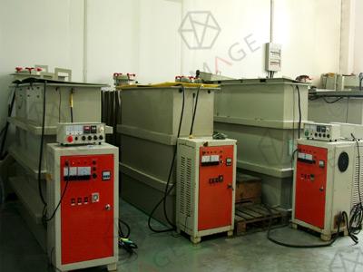 Electroforming-system-to-get-nickel-hologram-master