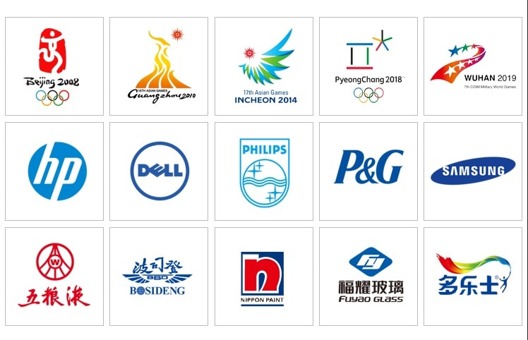 cooperative government projects and well-known brands