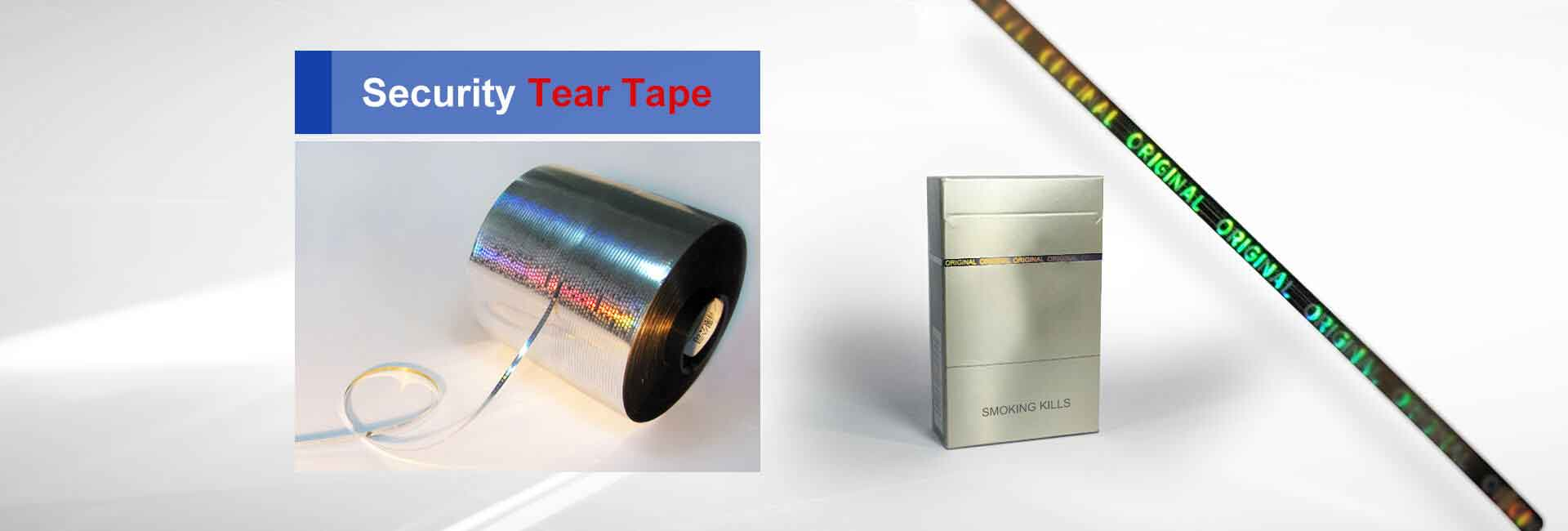 Hologram-Security-Tear-Tape-for-Cigarette-Brand-Package