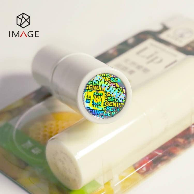 15mm Round Hologram Sticker for Lipstick Packaging