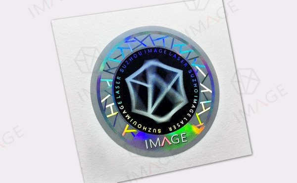 circle-hologram-sticker-design
