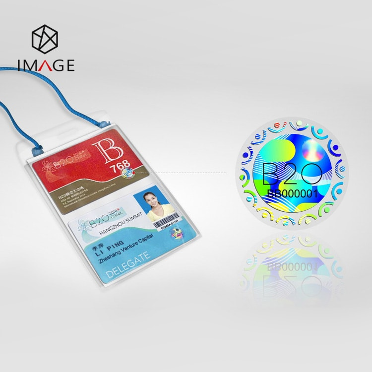 custom-round-holographic-sticker-for-event-permits