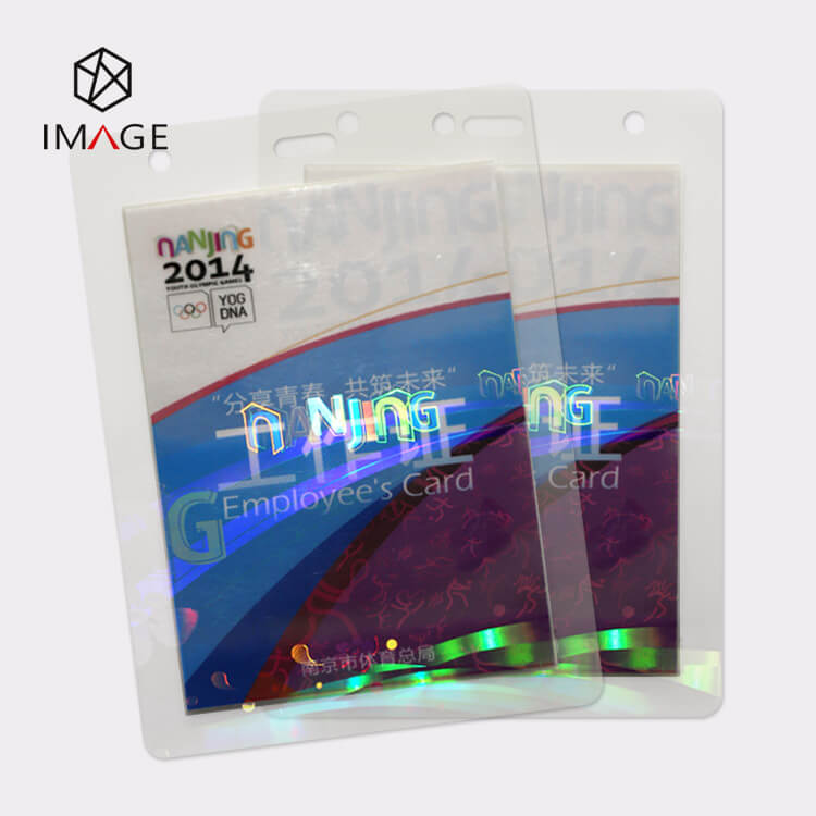 125X175mm hologram laminating pouch film
