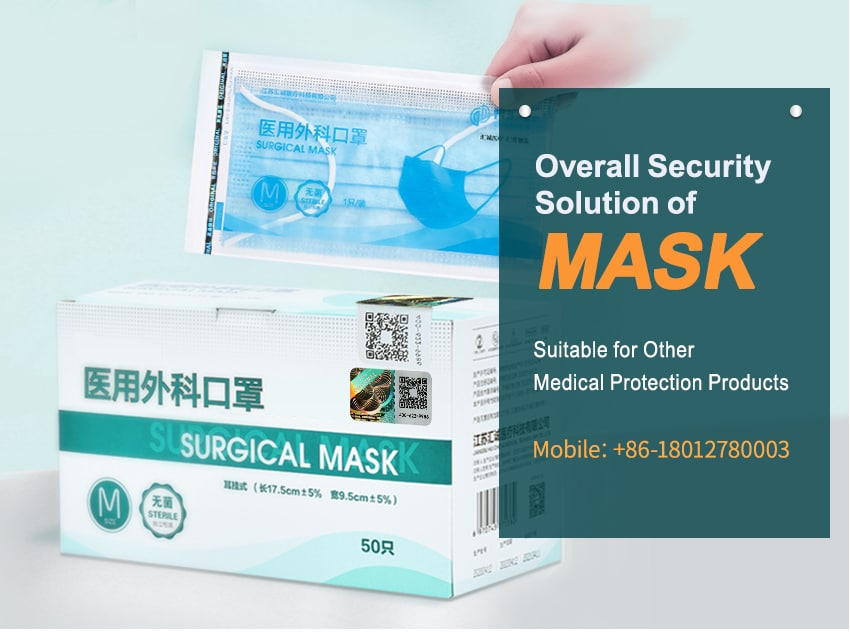 overall security solution of mask