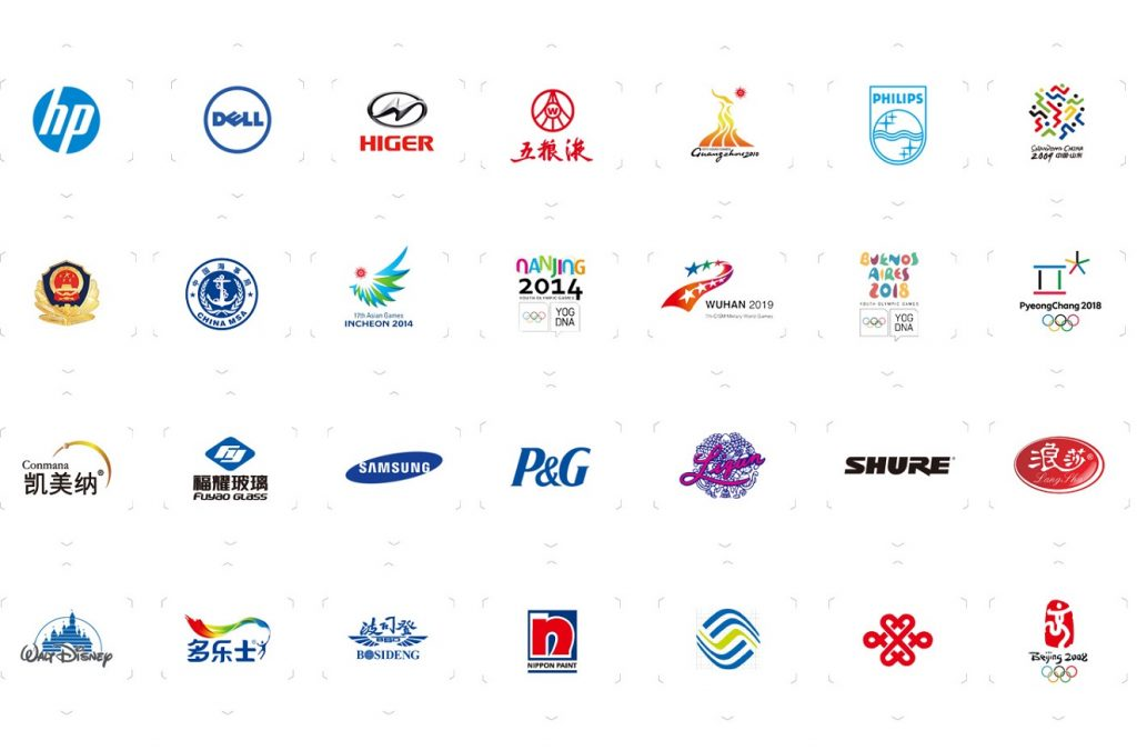 Business Partners of Suzhou Image Laser Company