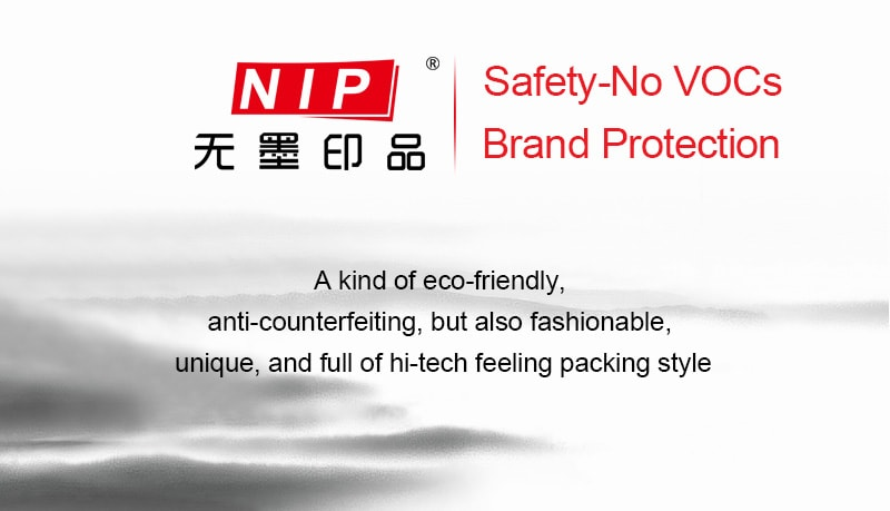 NIP, Safety-No VOCs and Brand Protection