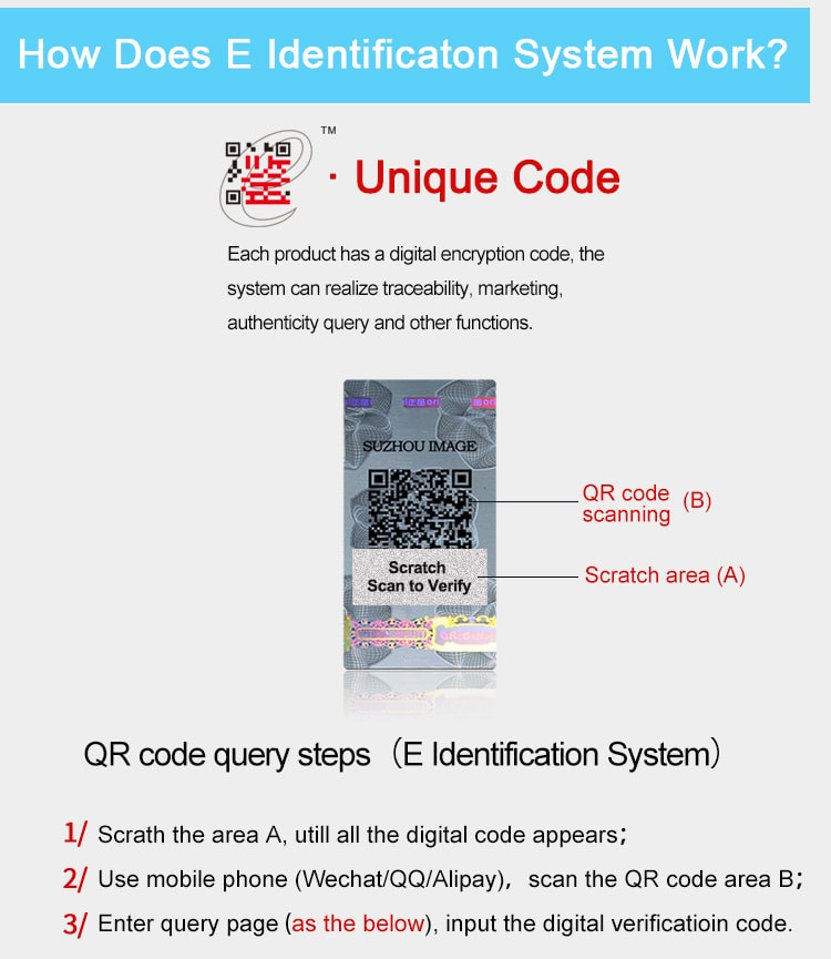 how does E Identification Work