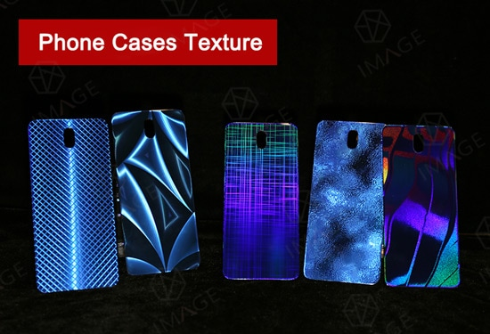 optical texture, used for mobile phone cases