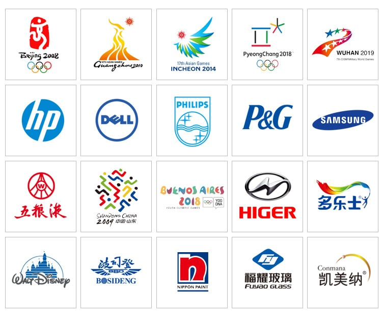 some business partners of Suzhou Image Laser