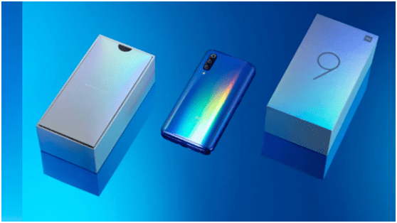 Hologram grating structure color is applied to phone case