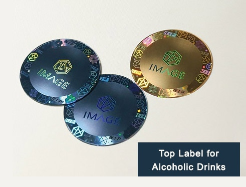 Precision Luxury Series Nameplate Labels