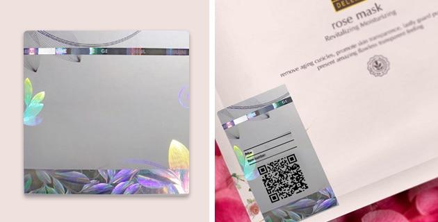 lens flower optical texture design