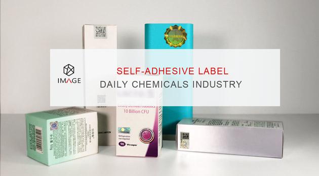 optical self-adhesive labels