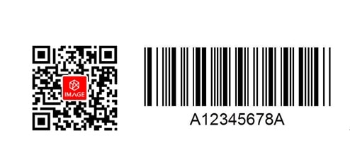 The difference between a QR and bar code